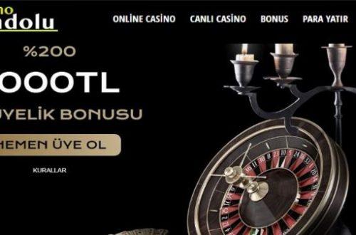 anadolu casino guncel giris 2020